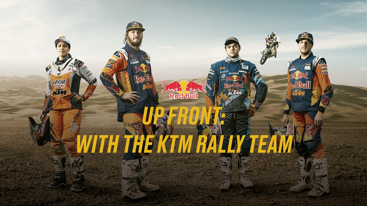 Red Bull KTM 'Up Front'