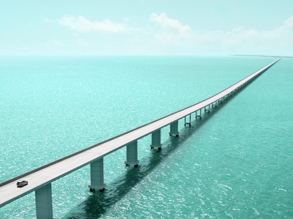 Lincoln | Summer bridge