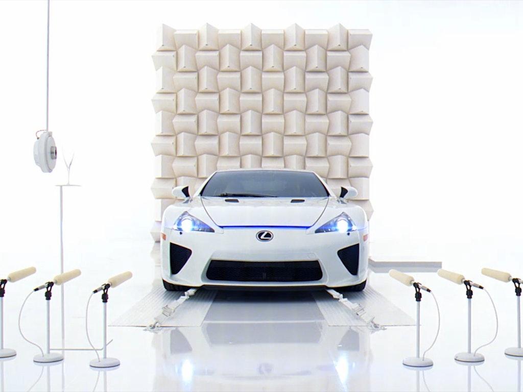 Lexus 'Pitch'
