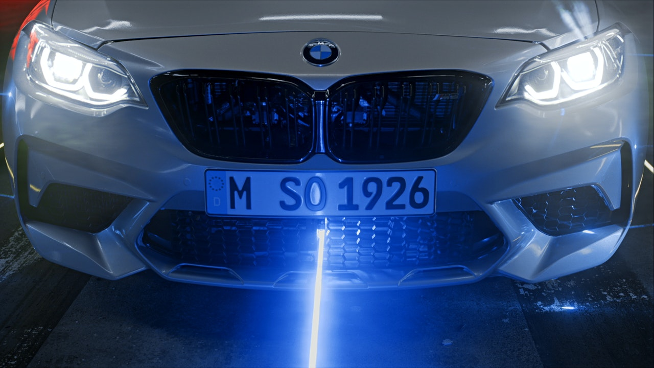 BMW M2 Competition 'The Laser Record'