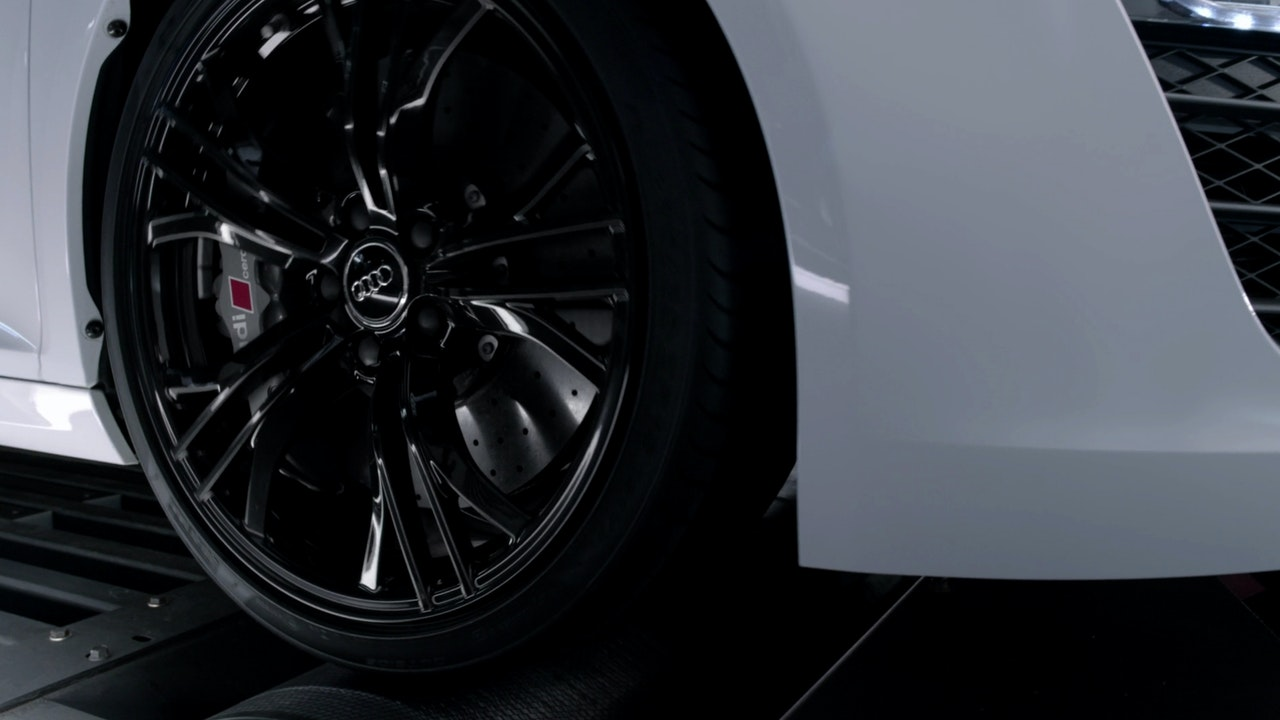 Audi Revolution 1