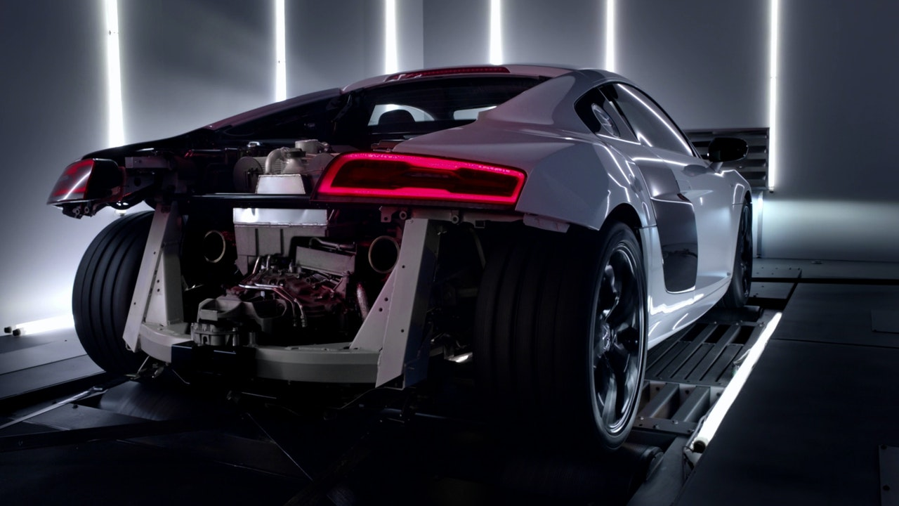 Audi Revolution 4