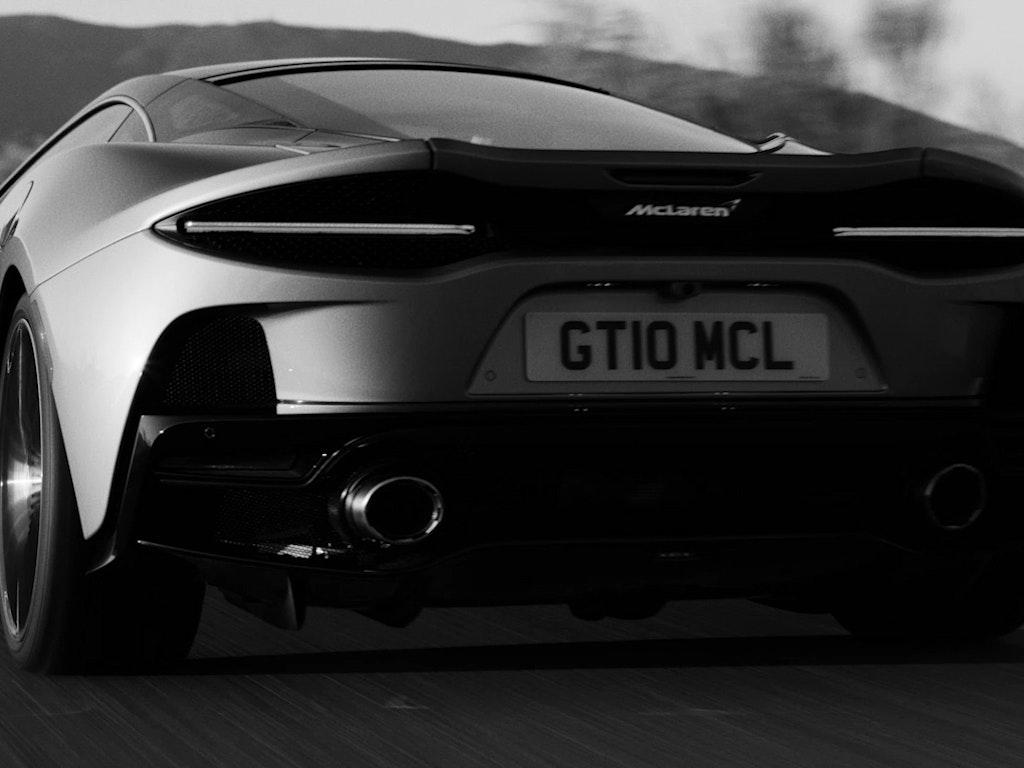 McLaren GT 'New Rules'