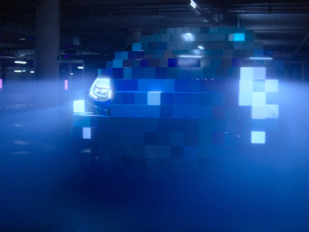 Ford 'Pixels'