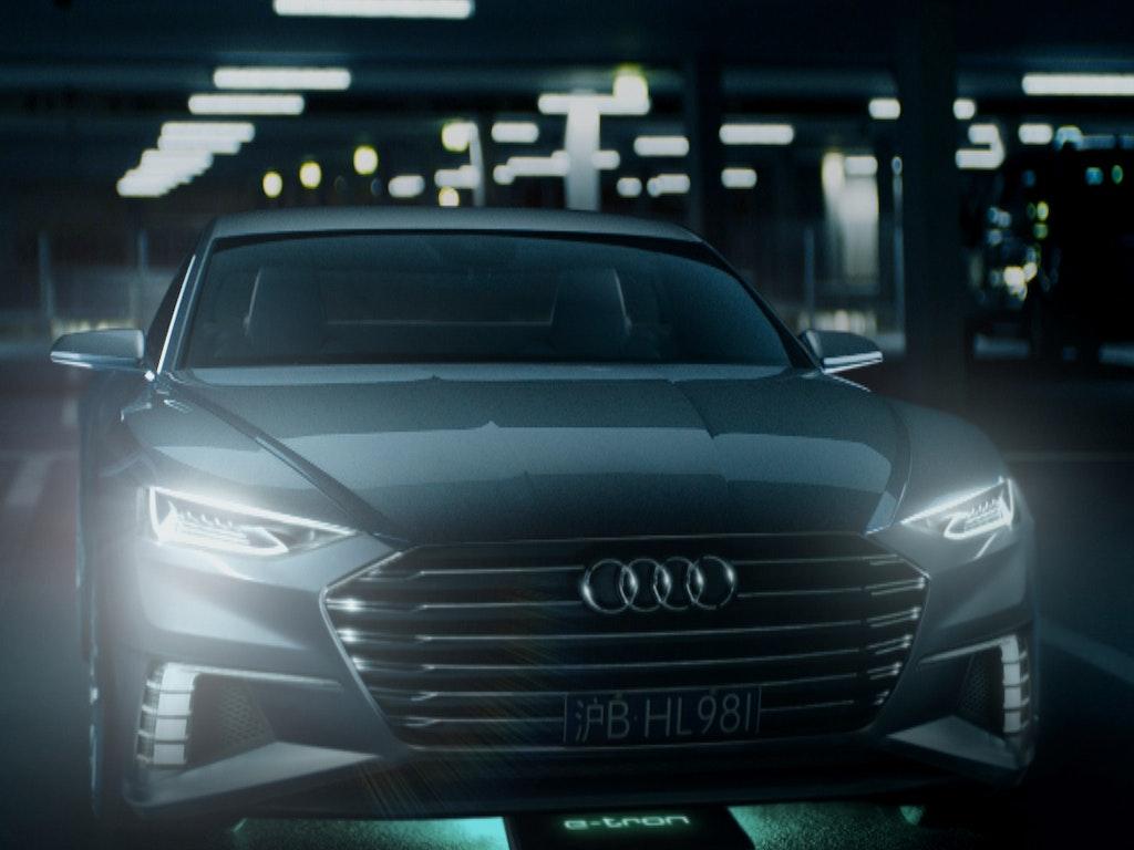 Audi 'Supervision'
