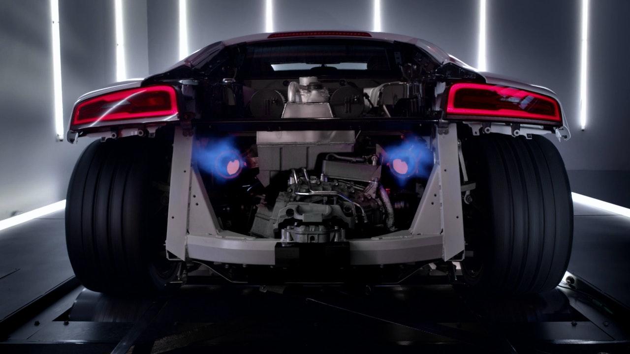 Audi Revolution 3