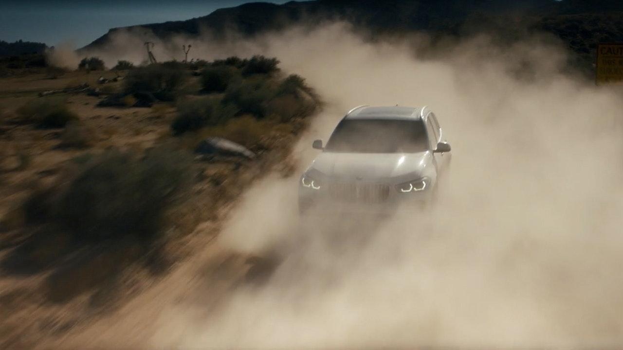 BMW 'Journey'