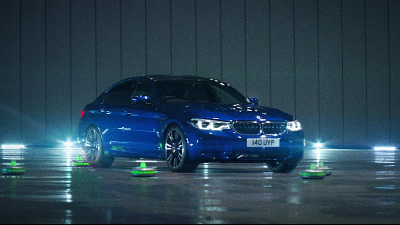 BMWM5 6 HQ