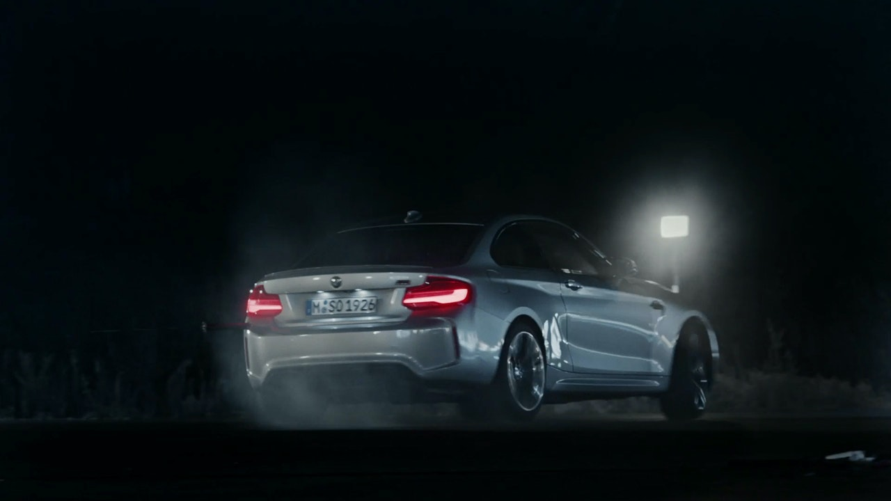 BMW M2 Competition 'The Cutting Edge Stunt'
