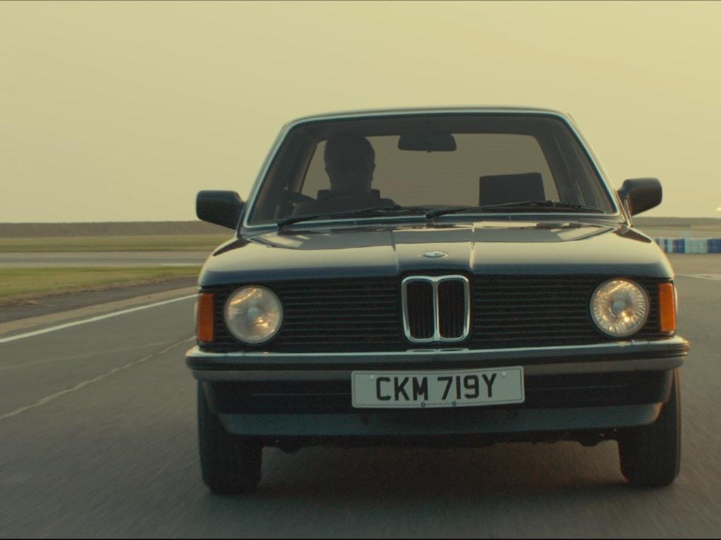 BMW 'OVERTAKE'