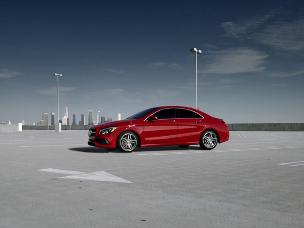 Mercedes 'Perception'