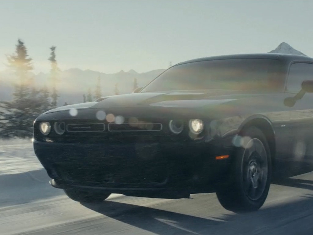 Dodge 'Never Tamed'