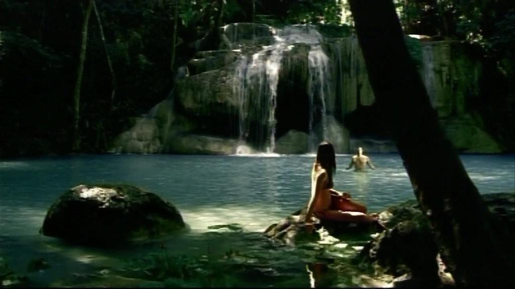 Bounty - Waterfall