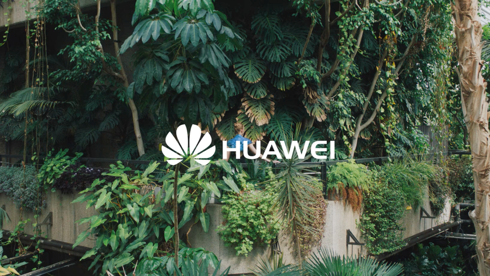 """Huawei Mobile x Dazed """"Possible Project"""""""