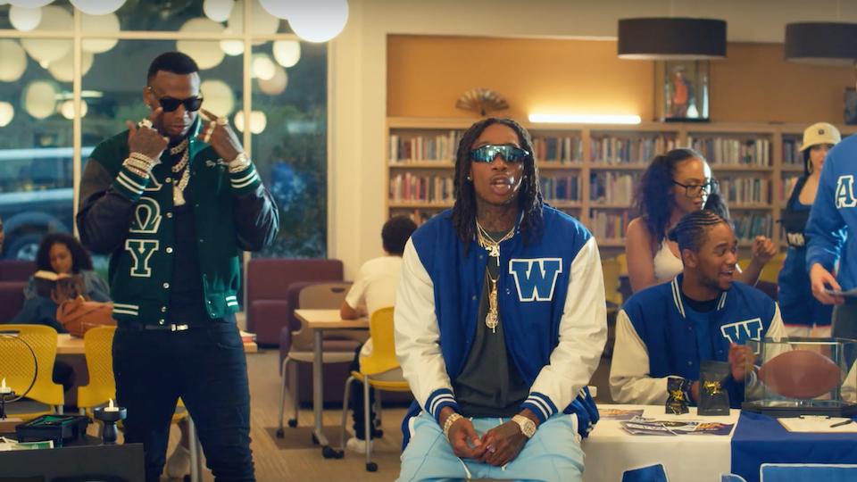 "Wiz Khalifa feat. Moneybagg Yo ""Never Lie"""
