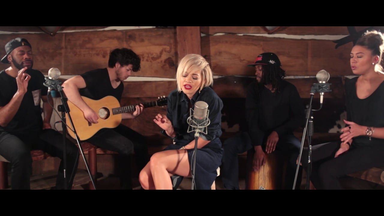 Rita Ora (Live session)