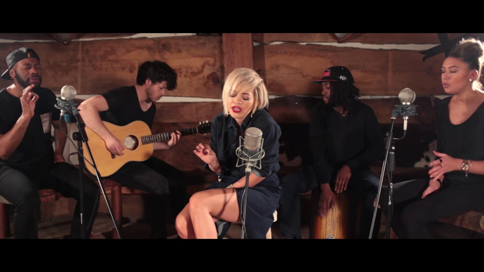 Rita Ora (Live session)