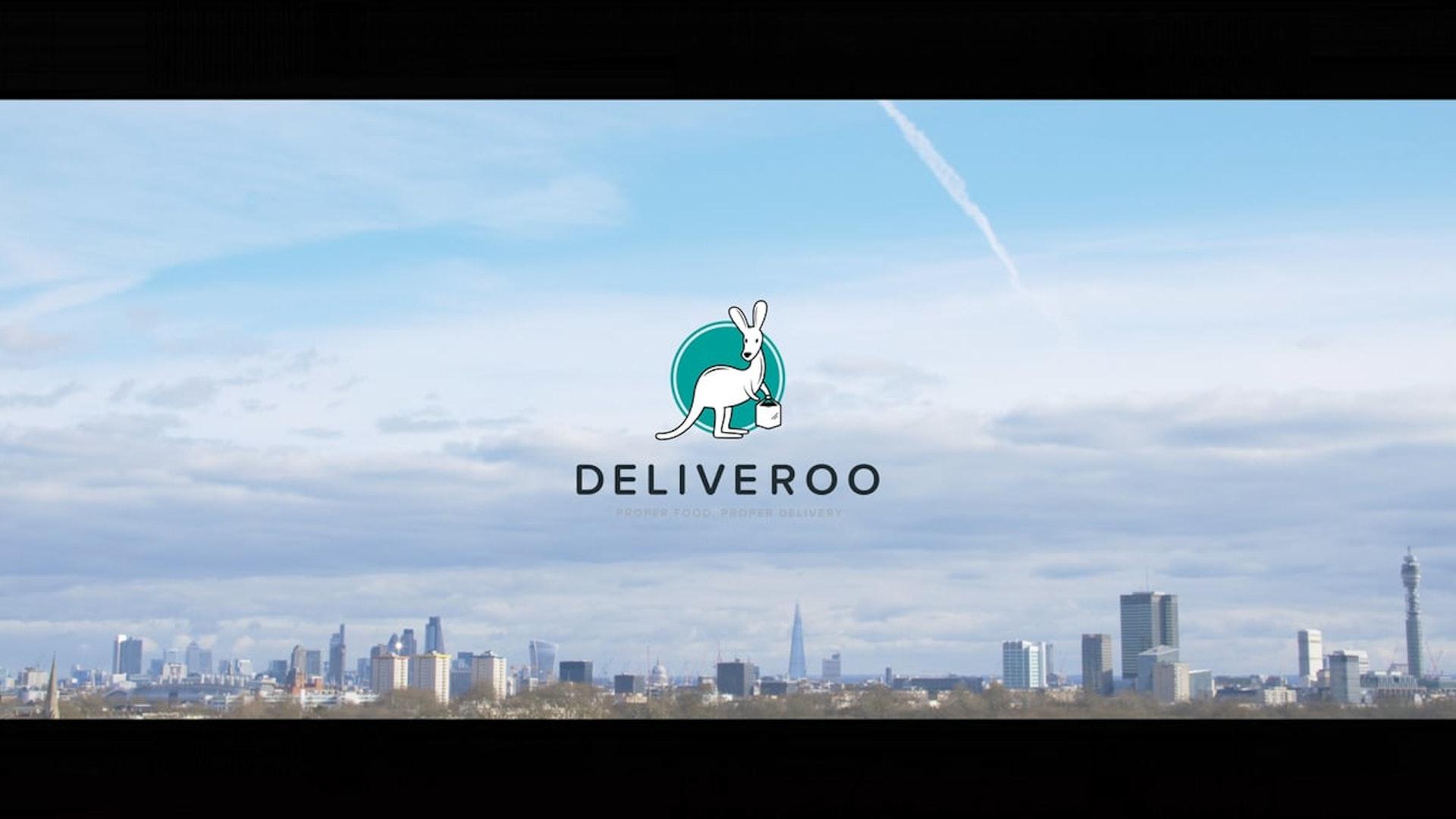 Deliveroo - Rider ad 2016