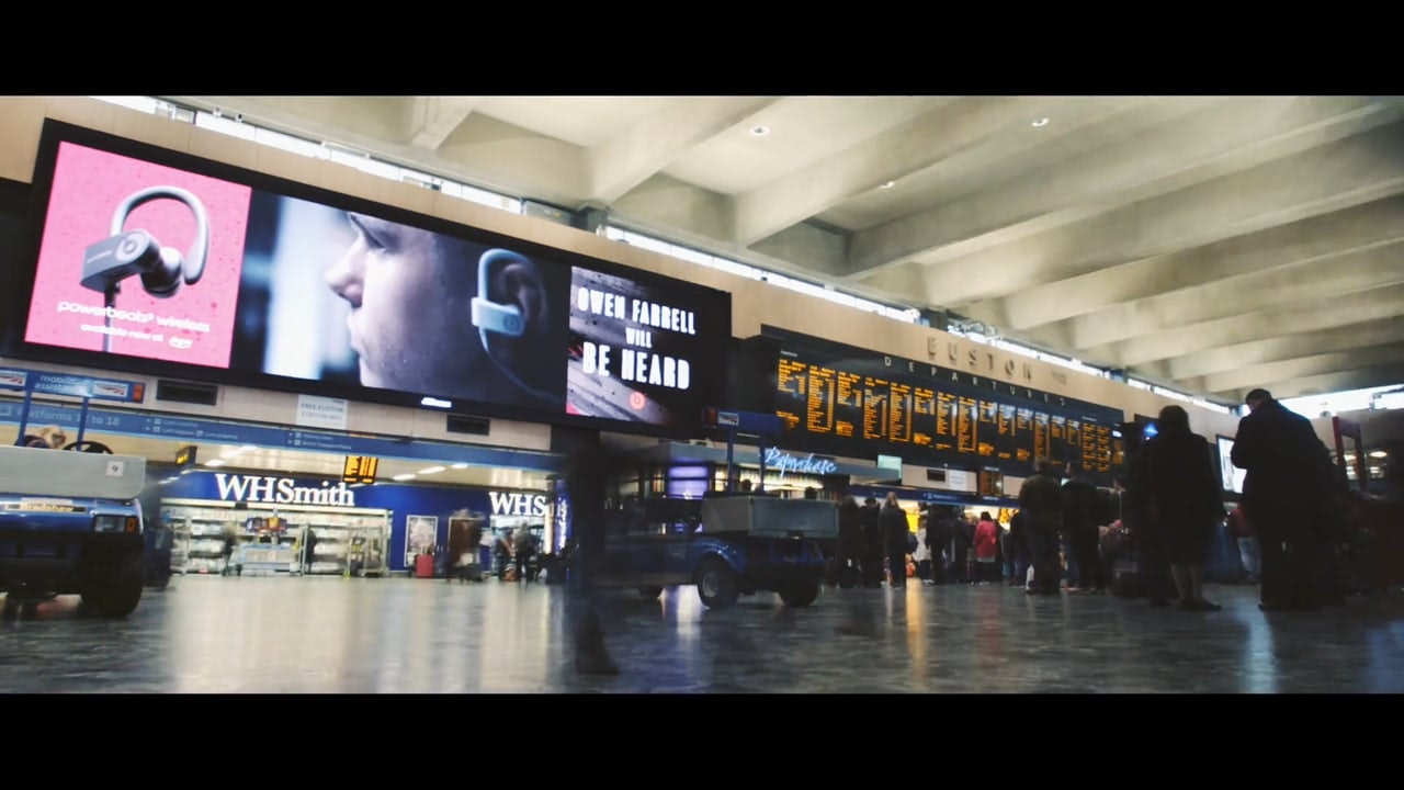 """Beats by dre """"Be heard"""" campaign"""