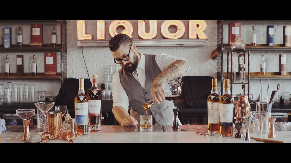 The Macallan Whiskey (Ad)