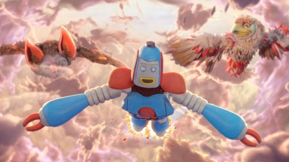 IKEA - 'Fly Robot, Fly'