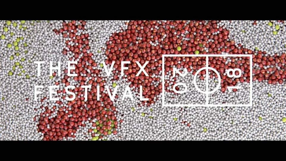 VFX Festival 2018 - Title Sequence
