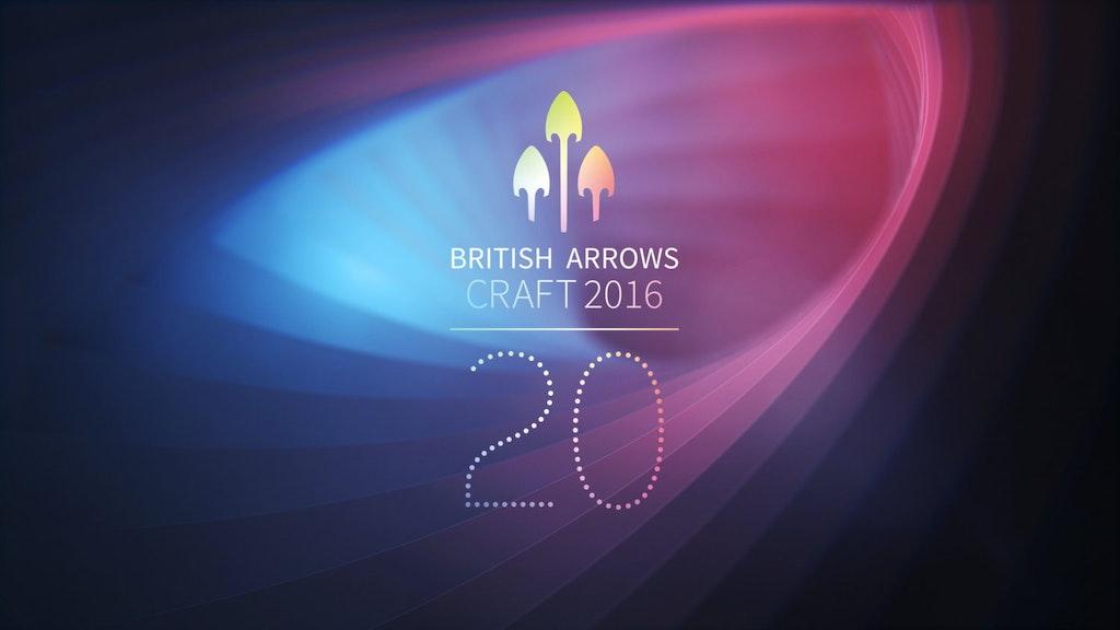 British Arrows CRAFT Awards 2016