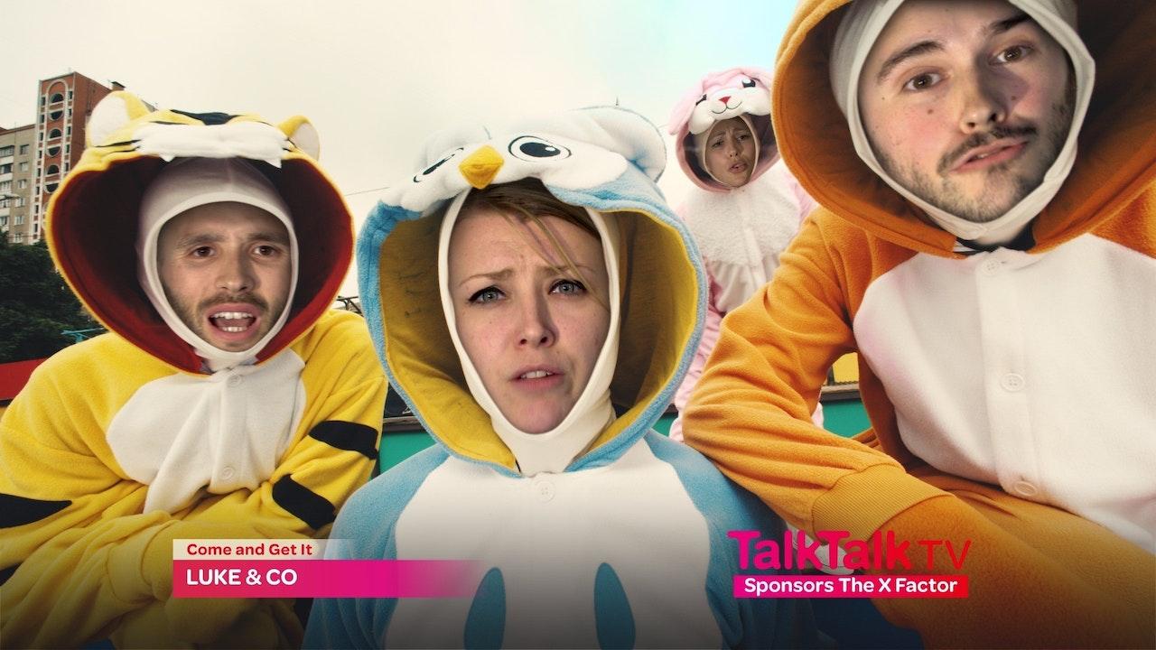 TalkTalk - X Factor BopHeads -