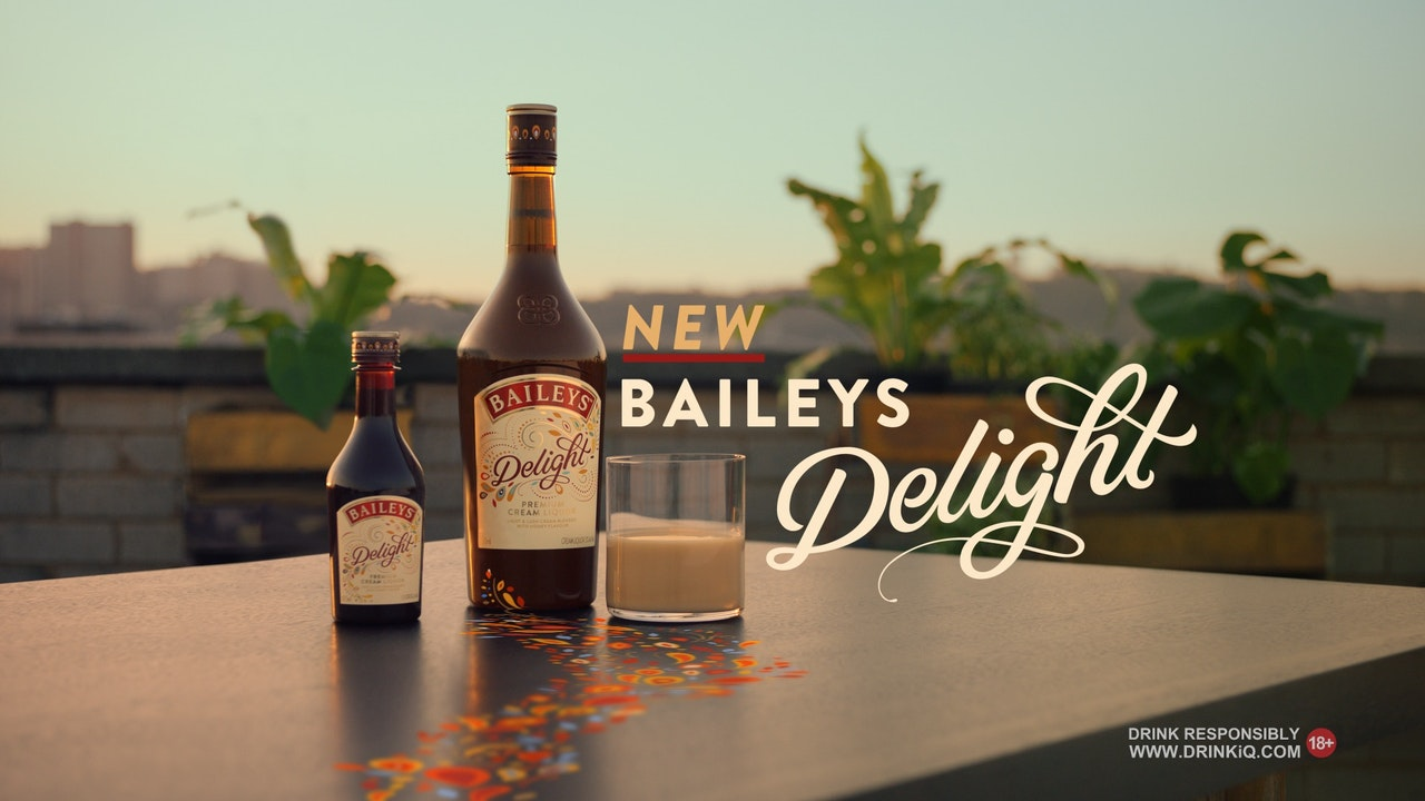 Baileys Delight - Begin the End of the Day -