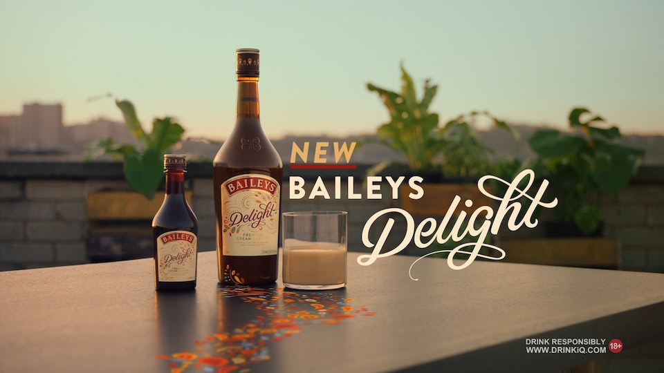 Baileys Delight - Begin the End of the Day