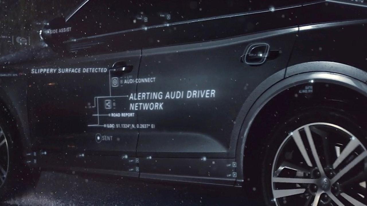 Audi Q5 - 'React' -