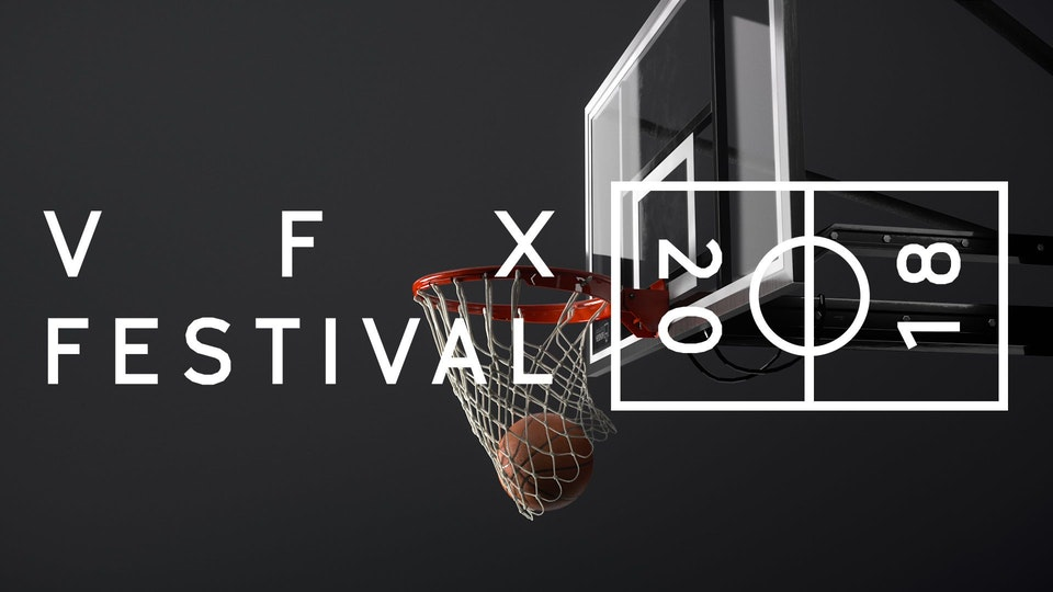 VFX Festival 2018 - Title Sequence -