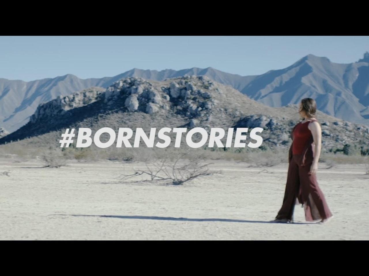 #BORNSTORIES III