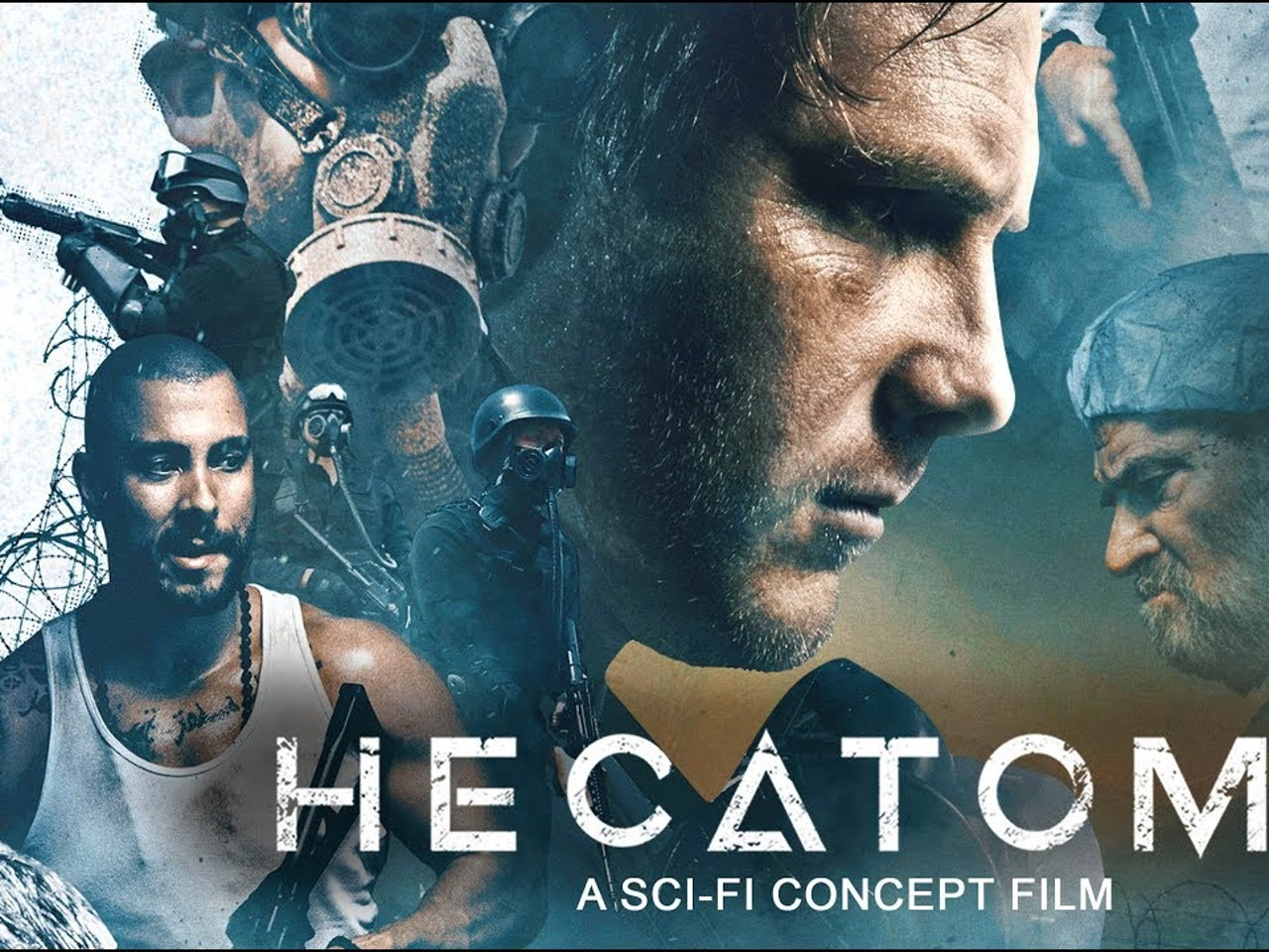 Hecatomb - Sci-Fi / VFX - Proof of Concept Film (2017)