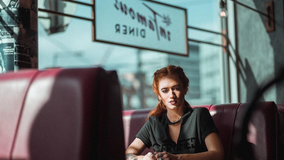 Urban Celebrity Women's - Certified London Campaign.