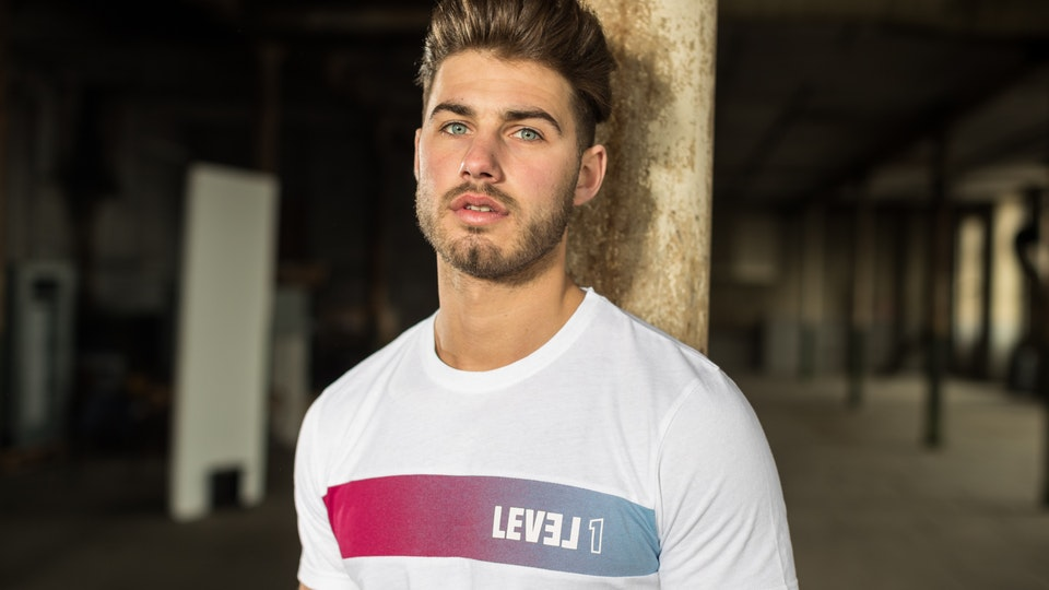 Josh Ritchie - LEVEL1 campaign / Social shoot.