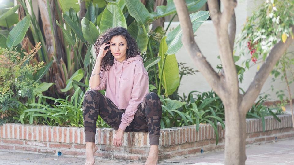 Urban Celebrity Women's - SikSilk Campaign shoot.
