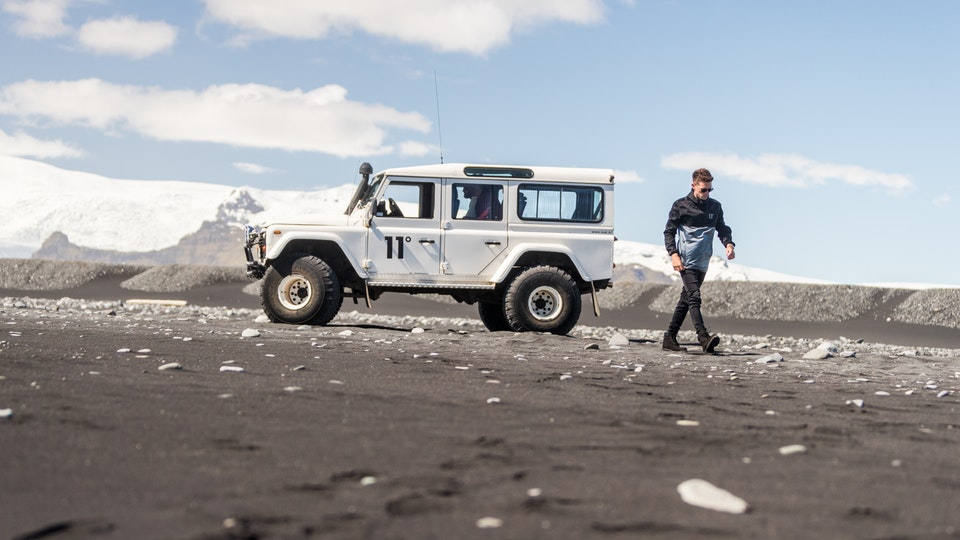 11° Autumn / Winter Campaign - Iceland.