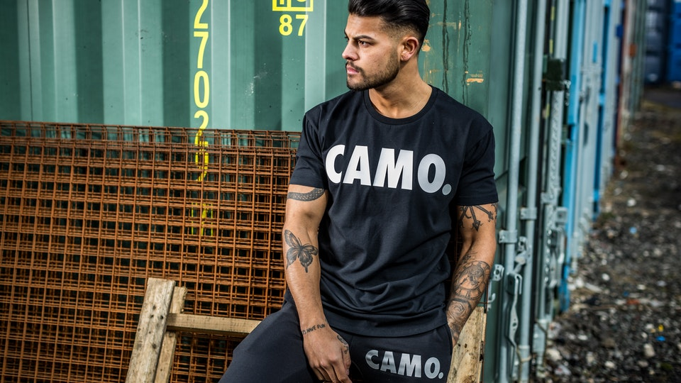 CAMO Campaign - Mikey Speakman