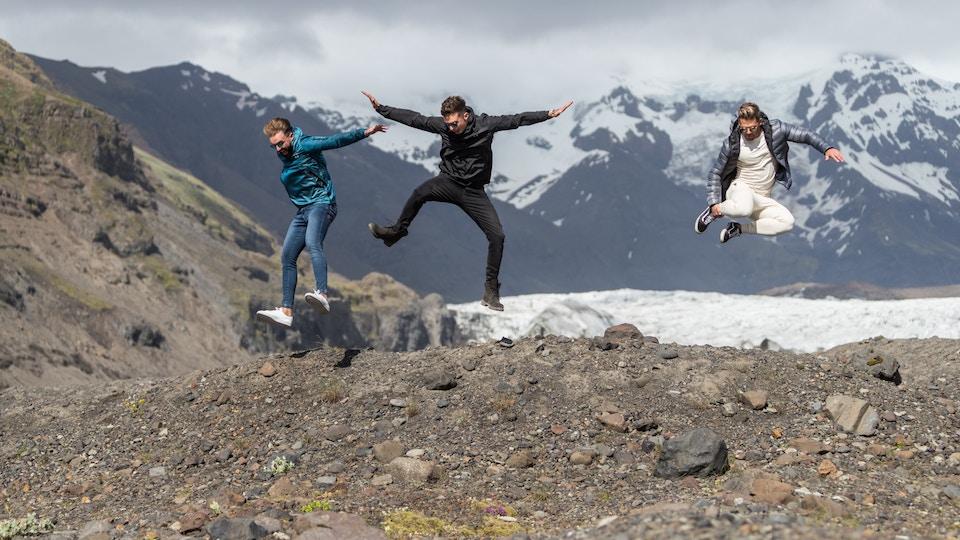 11° Autumn / Winter Campaign - Iceland.
