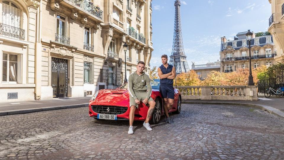 Urban Celebrity Paris