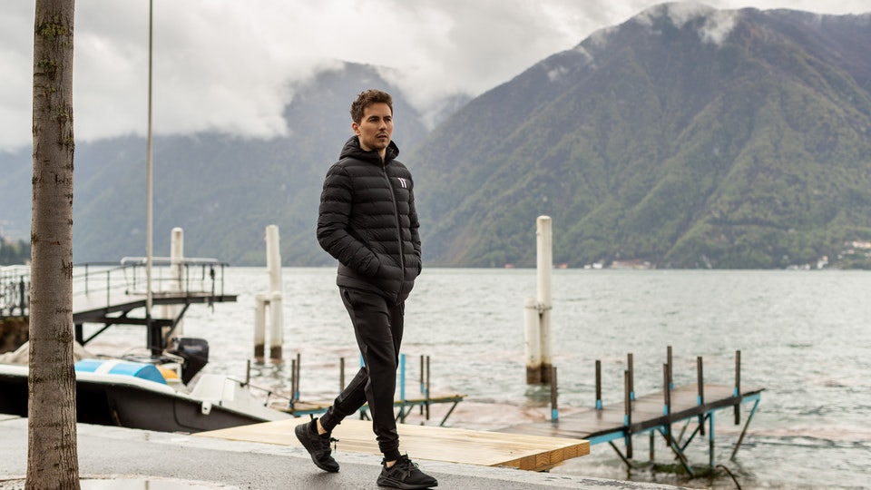 Jorge Lorenzo, Lake Lugano for 11°