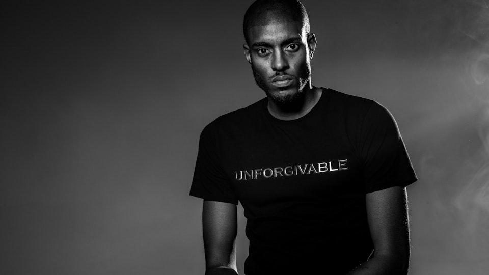 UNFORGIVABLE Brand - Stefan Pierre Tomlin
