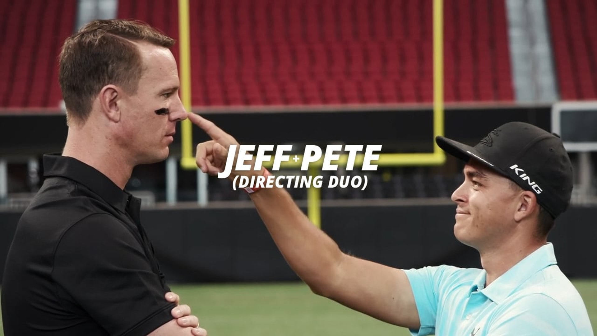 Jeff+Pete: Directing Duo