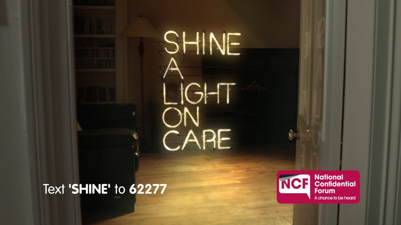 The National Confidential Forum - Shine a light on care