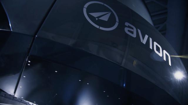 Avion Branding Video 4