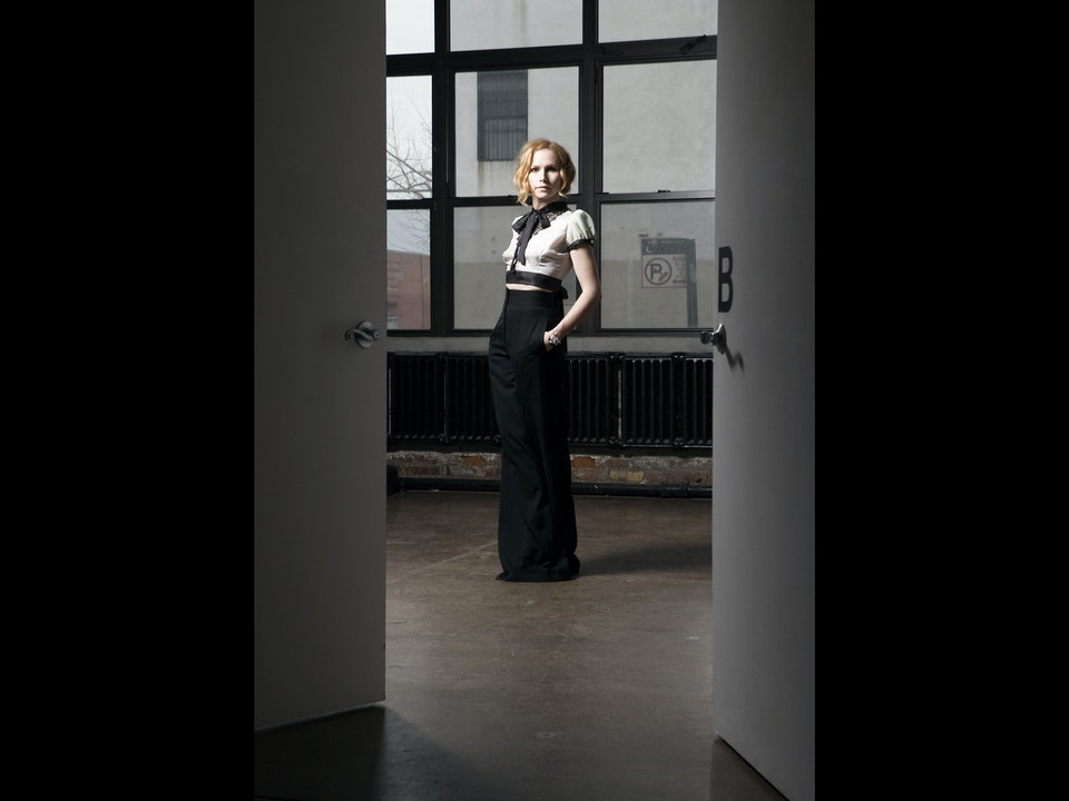 Nina Persson | Demo Magazine