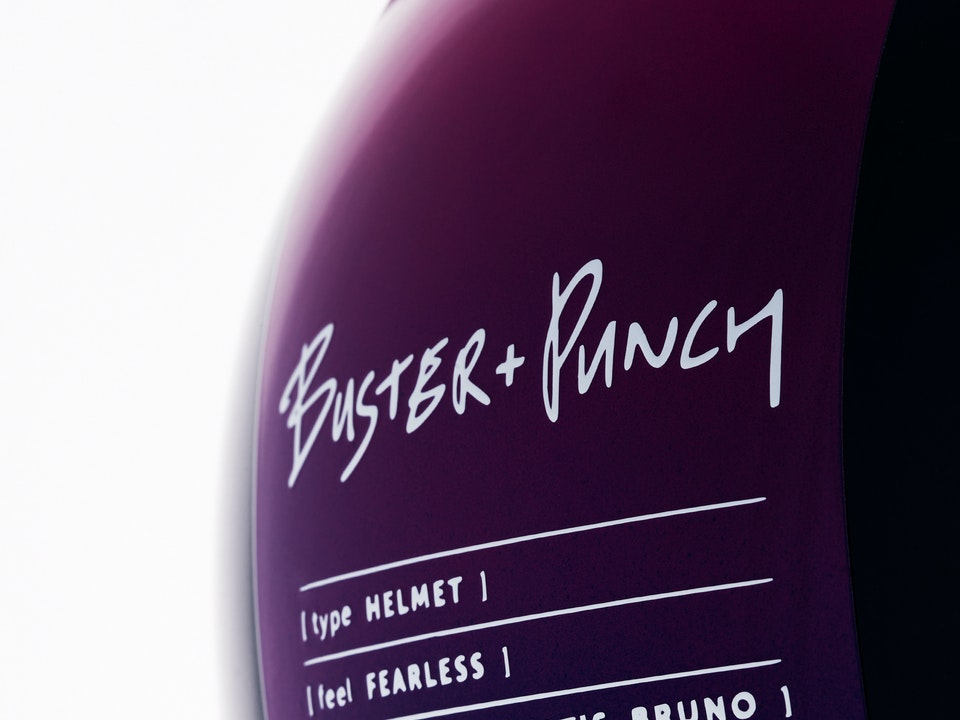 Buster +Punch |  Helmets