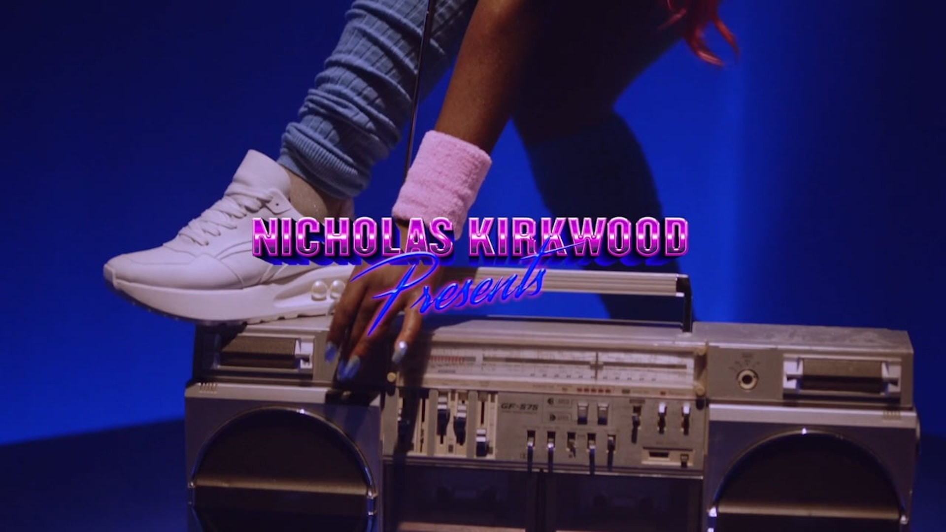 Nicholas Kirkwood | The 'Work It' Workout