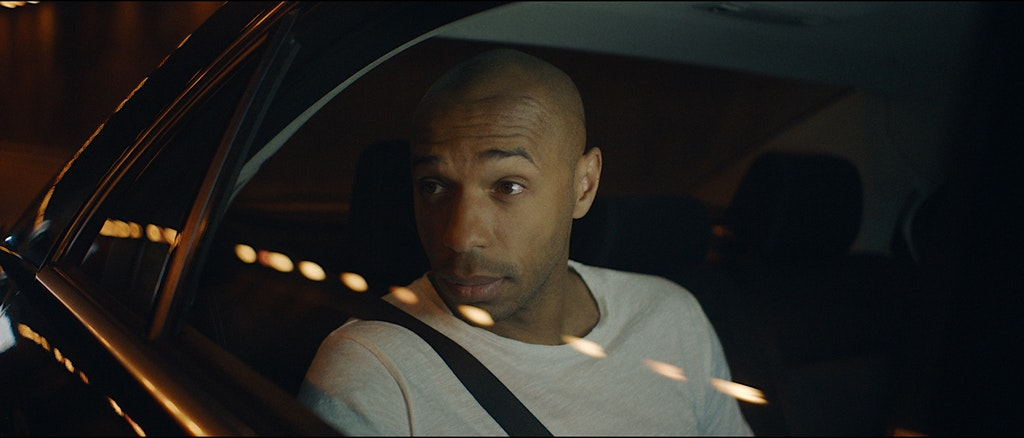Booking.com - Thierry Henry